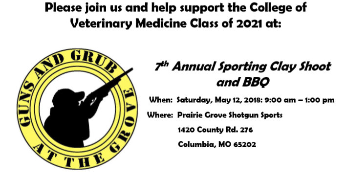 Guns and Grub 2018 @ Prairie Grove Shotgun Sports