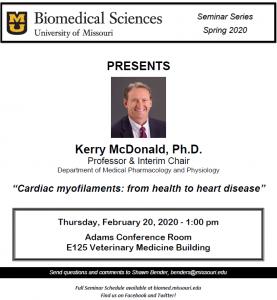 Seminar - Kerry McDonald, PhD @ Adams Conference Center