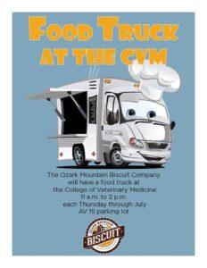Food truck today! @ AV 15 Parking Lot