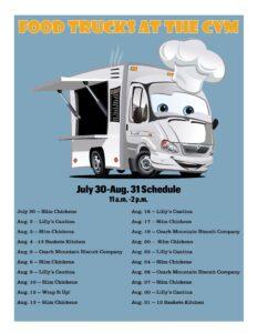 Food Trucks at CVM @ College of Veterinary Medicine